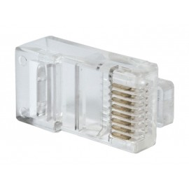 Коннектор RJ-45 Optimus (Cat-5e, 8P8C)